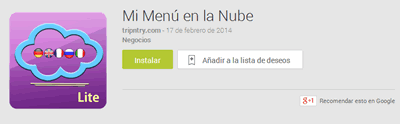 mimenuenlanube google play