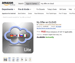 my offer in cloud.kindle fire amazon small